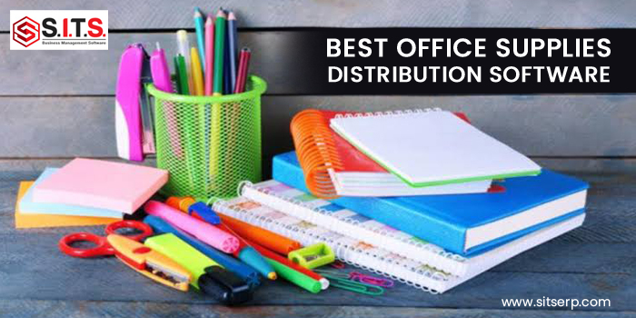 Best Office supplies Distribution Software