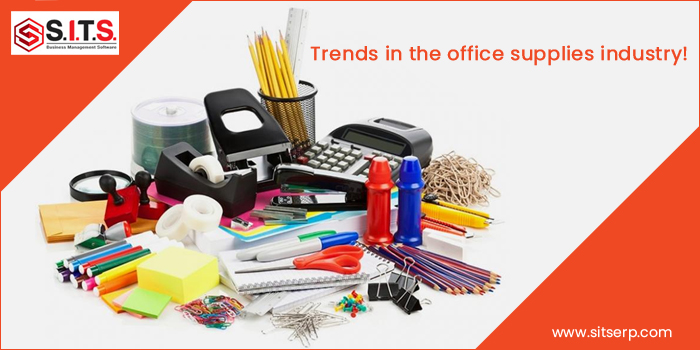 Trends In The Office Supplies Industry!