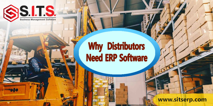 Reasons Why  Distributors Need ERP Software